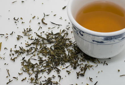 Start making your Own Green Tea